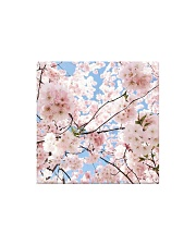 Cherry Blossom Square Magnet front