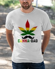 Canna-Dad Classic T-Shirt apparel-classic-tshirt-lifestyle-front-50