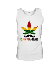 Canna-Dad Unisex Tank thumbnail