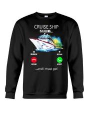 Cruise ship Hooded Sweatshirt Crewneck Sweatshirt thumbnail
