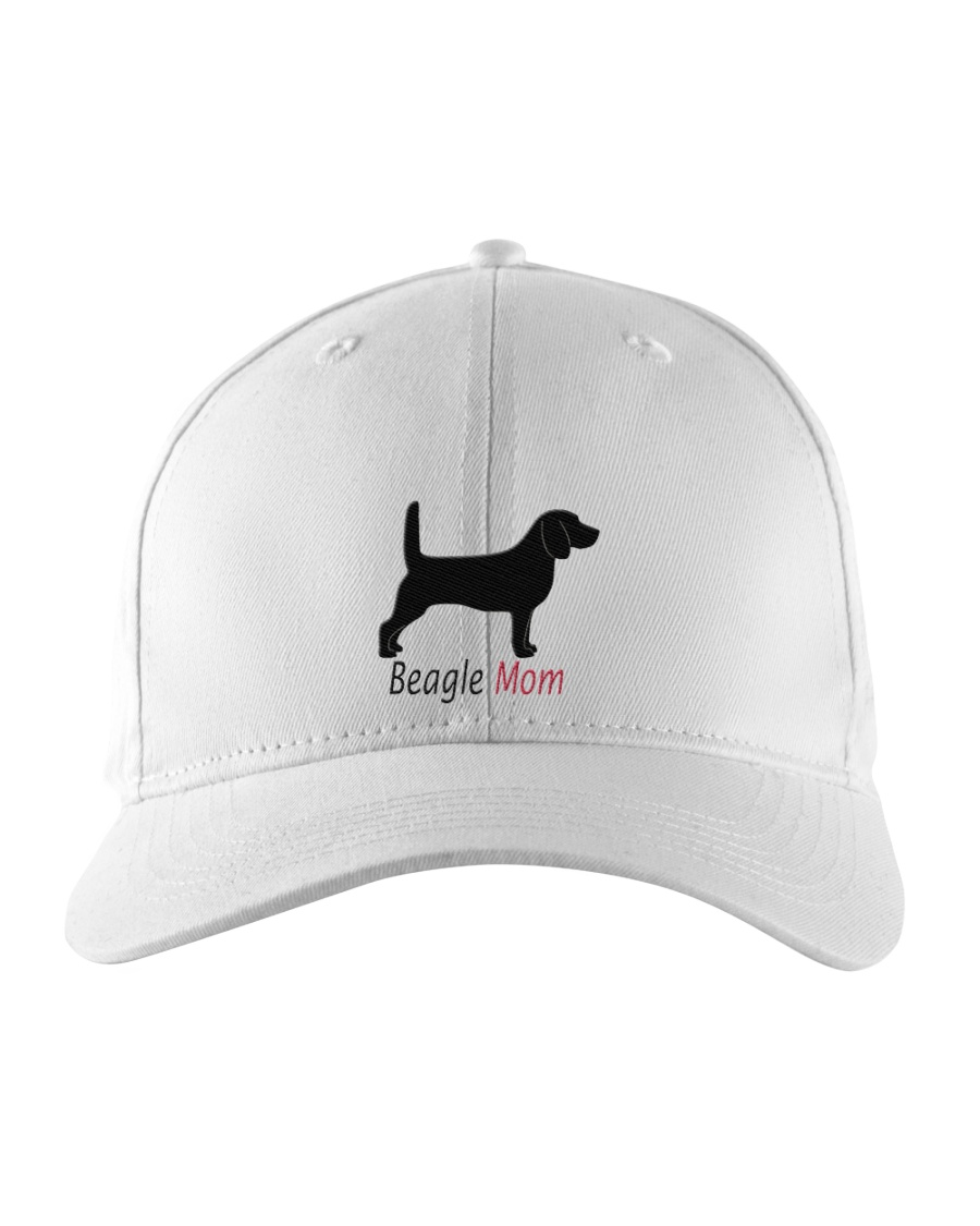 Beagle Mom Embroidered Hat