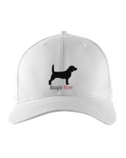 Beagle Mom Embroidered Hat front