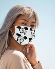 Mickey Mouse Cloth face mask aos-face-mask-lifestyle-19