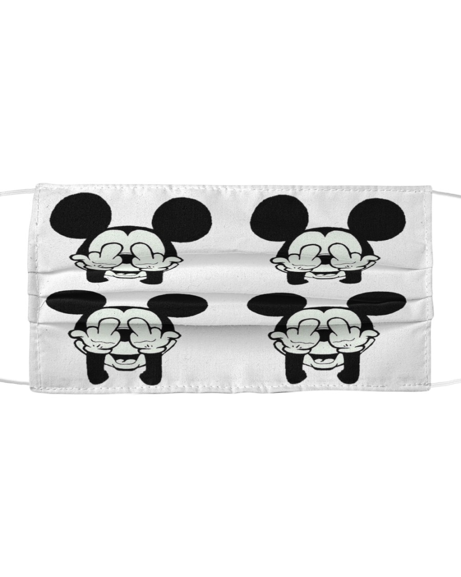 Mickey Mouse Cloth face mask