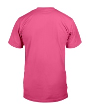 mothers day Premium Fit Mens Tee back