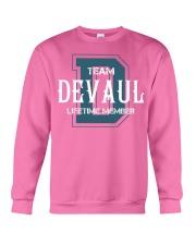 Team DEVAUL - Lifetime Member Crewneck Sweatshirt thumbnail