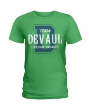 Team DEVAUL - Lifetime Member Ladies T-Shirt thumbnail