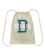 Team DEVAUL - Lifetime Member Drawstring Bag thumbnail