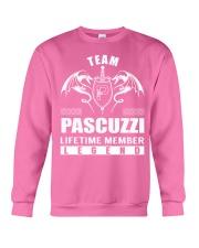 Team PASCUZZI Lifetime Member - Name Shirts Crewneck Sweatshirt thumbnail