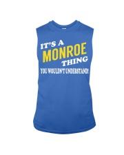 Its a MONROE Thing - Name Shirts Sleeveless Tee thumbnail
