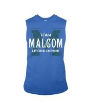 Team MALCOM - Lifetime Member Sleeveless Tee thumbnail