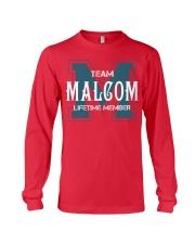 Team MALCOM - Lifetime Member Long Sleeve Tee thumbnail
