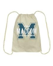 Team MALCOM - Lifetime Member Drawstring Bag thumbnail