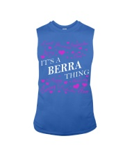 Its a BERRA Thing - Name Shirts Sleeveless Tee tile