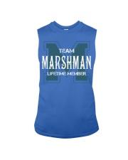 Team MARSHMAN - Lifetime Member Sleeveless Tee thumbnail