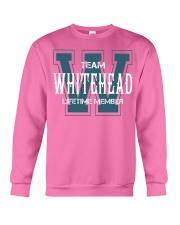 Team WHITEHEAD - Lifetime Member Crewneck Sweatshirt thumbnail