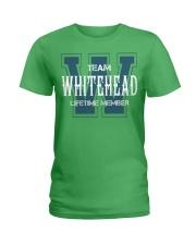 Team WHITEHEAD - Lifetime Member Ladies T-Shirt thumbnail