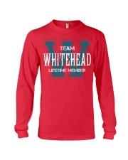 Team WHITEHEAD - Lifetime Member Long Sleeve Tee thumbnail