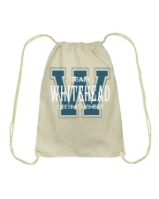 Team WHITEHEAD - Lifetime Member Drawstring Bag thumbnail