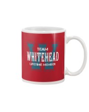 Team WHITEHEAD - Lifetime Member Mug thumbnail
