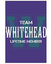 Team WHITEHEAD - Lifetime Member 11x17 Poster thumbnail