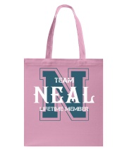 Team NEAL - Lifetime Member Tote Bag thumbnail