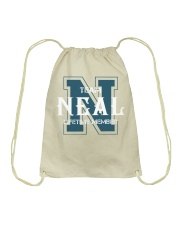 Team NEAL - Lifetime Member Drawstring Bag thumbnail