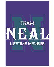 Team NEAL - Lifetime Member 11x17 Poster thumbnail