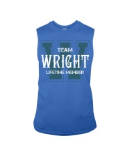 Team WRIGHT - Lifetime Member Sleeveless Tee thumbnail