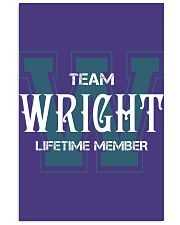 Team WRIGHT - Lifetime Member 11x17 Poster thumbnail