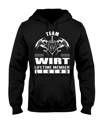 Team WIRT Lifetime Member - Name Shirts