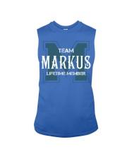 Team MARKUS - Lifetime Member Sleeveless Tee thumbnail