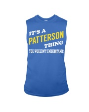 Its a PATTERSON Thing - Name Shirts Sleeveless Tee tile
