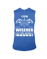 Team WISENER Lifetime Member - Name Shirts Sleeveless Tee thumbnail