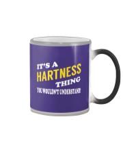Its a HARTNESS Thing - Name Shirts Color Changing Mug thumbnail