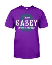 Team CASEY - Lifetime Member Classic T-Shirt thumbnail