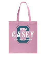 Team CASEY - Lifetime Member Tote Bag thumbnail