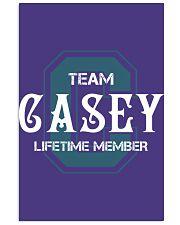 Team CASEY - Lifetime Member 11x17 Poster thumbnail