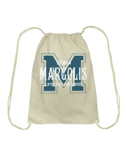 Team MARGOLIS - Lifetime Member Drawstring Bag thumbnail
