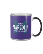 Team MARGOLIS - Lifetime Member Color Changing Mug thumbnail
