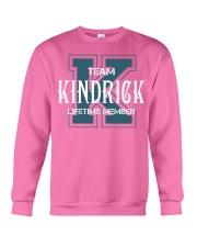 Team KINDRICK - Lifetime Member Crewneck Sweatshirt thumbnail