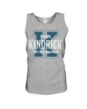 Team KINDRICK - Lifetime Member Unisex Tank thumbnail