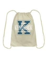Team KINDRICK - Lifetime Member Drawstring Bag thumbnail
