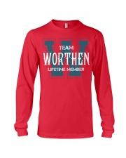 Team WORTHEN - Lifetime Member Long Sleeve Tee thumbnail