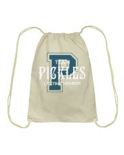 Team PICKLES - Lifetime Member Drawstring Bag thumbnail
