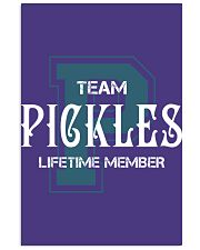 Team PICKLES - Lifetime Member 11x17 Poster thumbnail