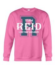 Team REID - Lifetime Member Crewneck Sweatshirt thumbnail