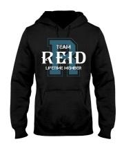 Team REID - Lifetime Member Hooded Sweatshirt front