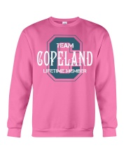 Team COPELAND - Lifetime Member Crewneck Sweatshirt thumbnail