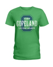 Team COPELAND - Lifetime Member Ladies T-Shirt thumbnail